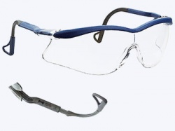 Очки открытые 3М QX2000 прозрачные