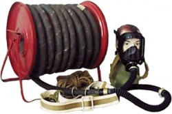Противогаз шланговый ПШ-1Б с ШМП