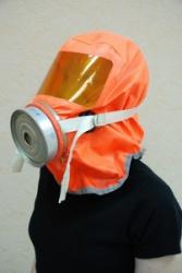 Самоспасатель фильтрующий газодымозащитный комплект ГДЗК