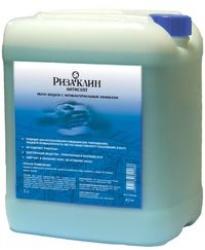 Жидкое мыло с антибактериальным эффектом РизаКлин® Антисепт  5л