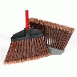 Щетка для уборки улиц с палкой
