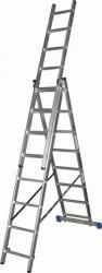 Лестница трехсекционная 3х7 ; 2,84