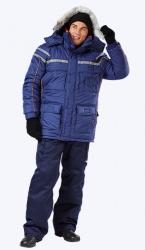 "Куртка утепленная ""Аляска"""
