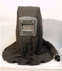 Шлем для дробеструйщика