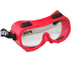 Очки защитные закрытые 3Н4 ЭТАЛОН (СА)