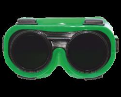 Очки защитные закрытые ЗН62 GENERAL (12-5)