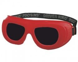 Очки защитные закрытые ЗН54 DRIVER RIKO® (7-5))