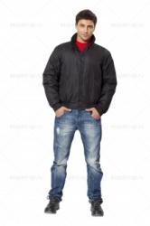 """Куртка утепленная """"Бомбер"""""""