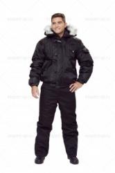 """Куртка утепленная """"Аляска премиум"""""""