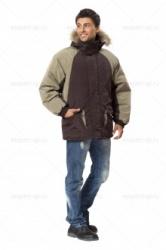 """Куртка утепленная """"Брукс"""""""